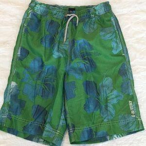 GAP kids swim trunks XL (12)